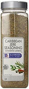 Mccormick Jerk Seasoning, Caribbean, 18-Ounce
