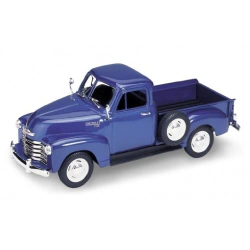Amazon.com: 1953 Chevrolet 3100 Pickup Truck 1/24 by Welly 22087