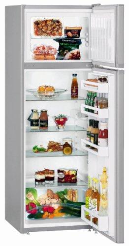 Liebherr CTPsl 250 Comfort Autonome Acier inoxydable 220L 52L A++ - réfrigérateurs-congélateurs (Autonome, Placé en haut, A++, Acier inoxydable, SN, T, 4*)