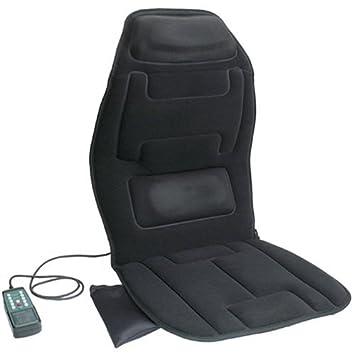 seat cushion heat heated car motor massager truck office
