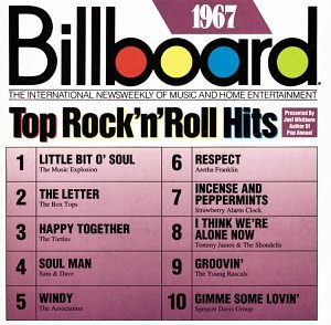 Aretha Franklin - Billboard Top Hits Of 1967 - Zortam Music