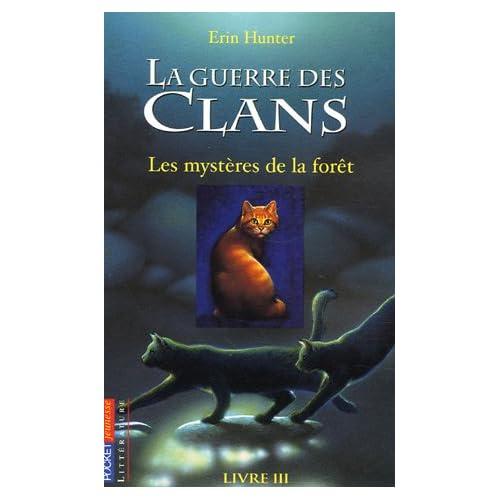 La guerre des clans - Erin Hunter 41Q76ADYXVL._SS500_