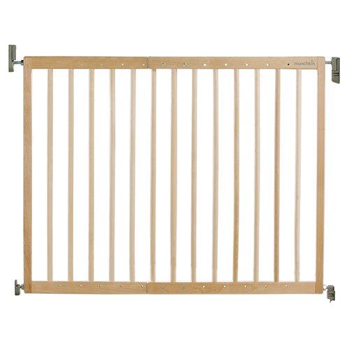 munchkin-barriere-de-securite-extensible-en-bois