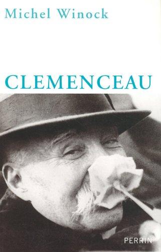 Clemenceau - Michel Winock