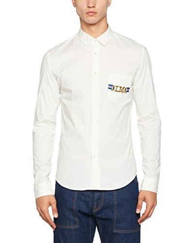 Love Moschino Hemd weiß