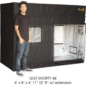 Gorilla Grow Tent Shorty 4x8