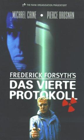 Das vierte Protokoll [VHS]