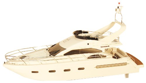 Hobby Engine Remote Control Saint Tropez Boat