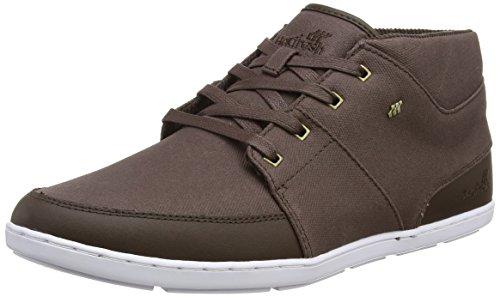 Boxfresh Cluff Wkh Hwc/lea Choc Brn, Sneaker uomo Marrone Marrone (Brown) 41