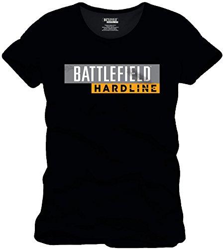 Battle field hard Line Logo T-Shirt taglia L (large)
