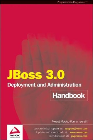 JBoss 3.0 Deployment and Administration Handbook Cover Image