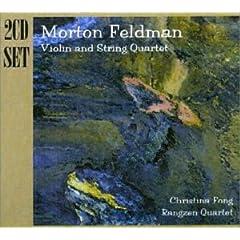 Violin & String Quartet/Christina Fong Rangzen Qua