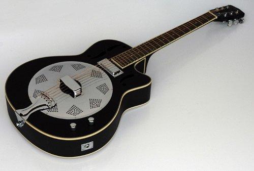 new swamp stomper jr 520 cebm acoustic electric slide dobro resonator guitar best guitar. Black Bedroom Furniture Sets. Home Design Ideas