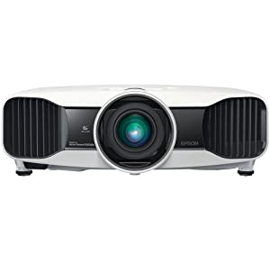 Epson 5020UB Home Cinema 3D HDMI, 1080p 3LCD Projector  (White)