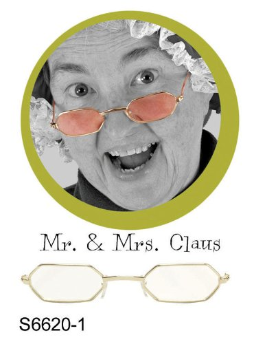 Claus Glasses by elope - 1