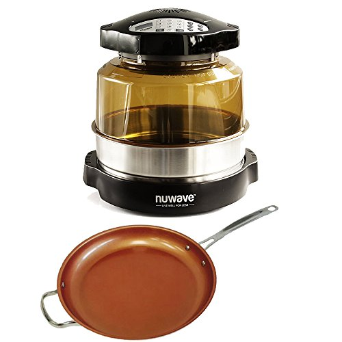 NuWave Oven Pro Plus w/ PEI dome and 3