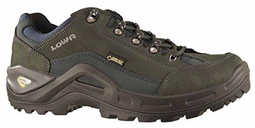LOWA Renegade II GTX Lo Outdoor Schuhe dark grey-navy - 44,5