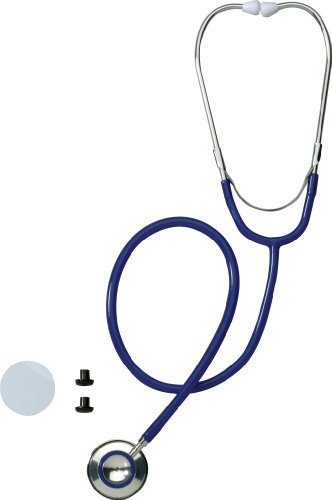 Cheap Dual-Head Stethoscope Color: Blue (MDS926203)