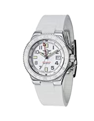 Breitling Superocean GMT Men's White Rubber Strap Automatic Watch A32380A9/A737