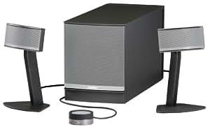 Bose Companion5 マルチメディアスピーカーシステム シルバー/グラファイト Companion5 国内正規品