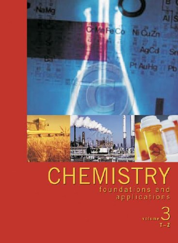 Chemistry: Foundations and Applications PDF