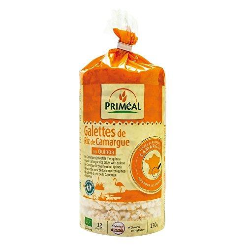 Priméal Galettes de céréales - Galettes fines riz quinoa