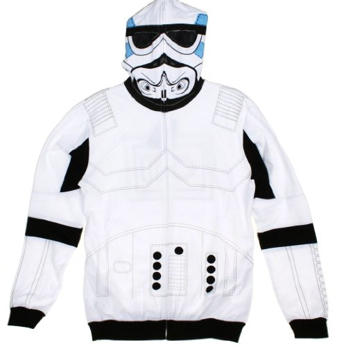 Star Wars I'm a Trooper Men's Zip Hooded Sweatshirt
