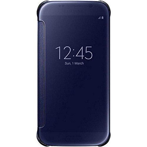Samsung Clear View Etui pour Samsung Galaxy S6 Noir