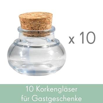 Stehle Filmscheinwerfer 10 korkengläser für gastgeschenke ideal für gastgeschenke zur