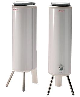 アンプ内蔵タワー型スピーカー タイムドメイン理論再生技術 BauXar Marty101 ホワイト Marty101(White)