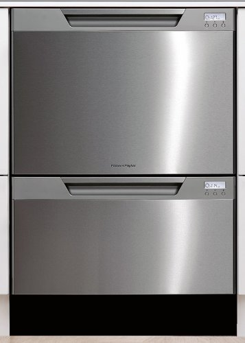 Two Drawer Style Dishwashers Fisher Paykel Twin Double