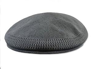 Kangol Men's Ventair 504 Cap (XX-Large, Dark Flannel)