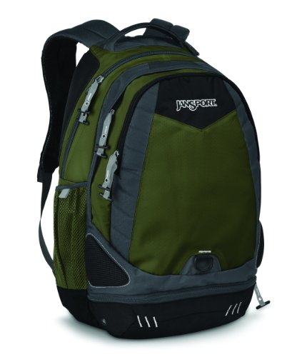 JanSport Boost Backpack (Green Machine)