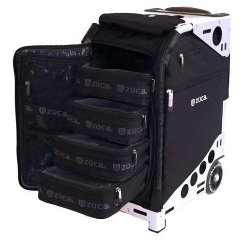 zuca pro artist case black wit travel cover 4 clear vinyl utility rh sites google com