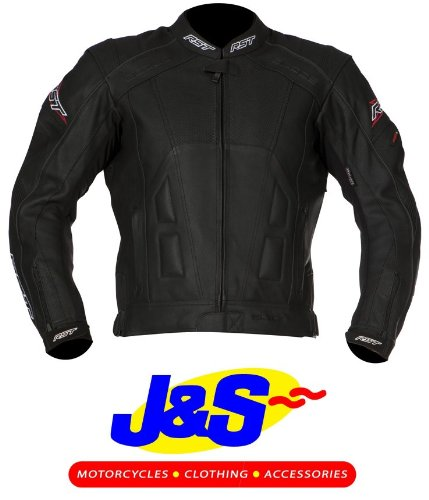 RST SLICE 1013 LADIES LEATHER MOTORCYCLE JACKET WOMENS MOTORBIKE RACE RACING J&S (LADIES 16)