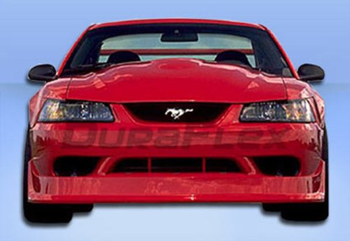 1999-2004 Ford Mustang Duraflex Cobra R Front Bumper Cover - 1 Piece (Cobra Bumper Cover compare prices)