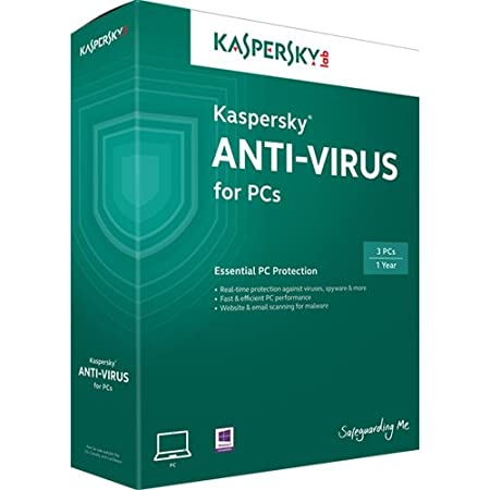 Kaspersky - Antivirus 2014, 3 Usuarios