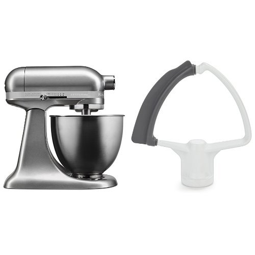 Kitchenaid Contour Silver Mini Mixer Review Chefs Stand