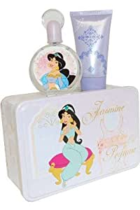 Disney Jasmine Girls Giftset Eau De Toilette 50ml Shower Gel 75ml