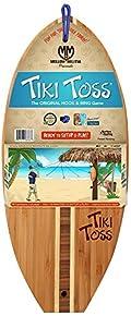 Tiki Toss - The Original Hook & Ring Game
