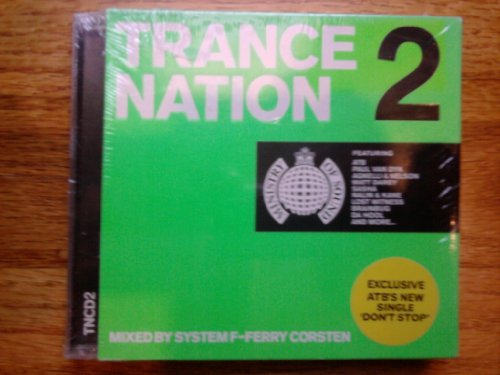 Ministry Of Sound - Trance Nation 2 (Disc 1) - Zortam Music