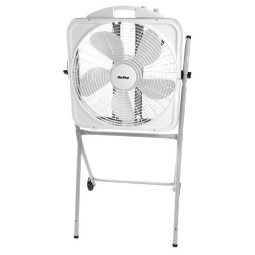 Air King 9701 Roll-About Stand for Box Fan
