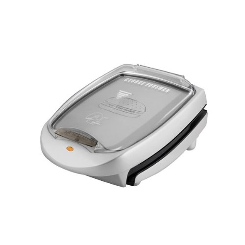 George Foreman Gr20Bwc Grilling Machine Grill, 220-240-Volt