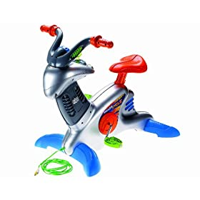 Fisher Price Smart Cycle Extreme