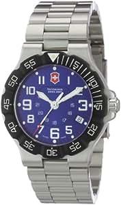 Victorinox Swiss Army Men's 241411 Summit Blue Dial Watch