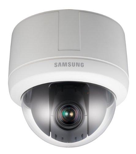 Samsung Techwin Snp3120 H.264 Poe Ip Network Dome Camera