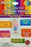 Grow Your Own Gay Best Friend A Joke Gift Present