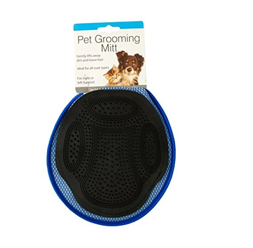 Kole KI-OD984 Pet Grooming Mitt, One Size - 1