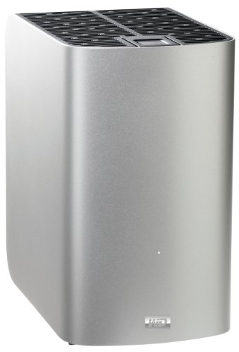 Western Digital My Book Thunderbolt Duo 4 TB Dual-Drive Storage, WDBUPB0040JSL-NESN
