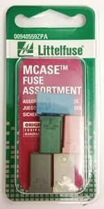 Amazon.com: Littelfuse 00940559ZPA MCASE 32V Fuse